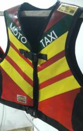 Promoção Colete Moto táxi 80 reais