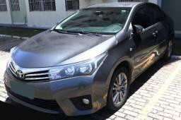 Vendo Corolla Xei 2015/2016 2.0 Automático