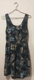 Vestido florido da Forever 21