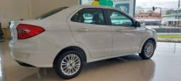 Novo Ford Ka Sedan Titanium 1.5 Automatico! A Pronta Entrega!