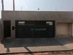 Casa com 2 dormitórios à venda, 103 m² de construção e 200 m² de terreno por R$ 280.000,00
