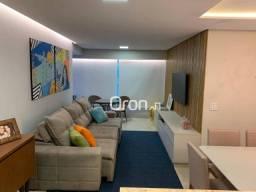 Apartamento com 3 dormitórios à venda, 89 m² por R$ 570.000,00 - Alto da Glória - Goiânia/