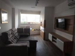 Apartamento com 2 dormitórios para alugar, 55 m² por R$ 3.300/mês - Floresta - Porto Alegr