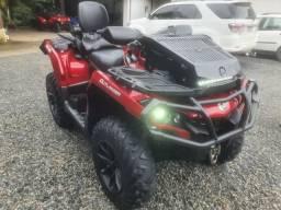 Quadriciclo Can Am Brp XTP MAX 650