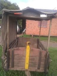 Vendo carreta de 2 roda