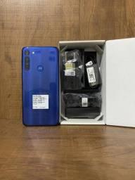 Motorola G8 Normal 64gb (Aceito Cartão)