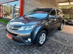 Toyota/Rav4 2.0 2014+2º Dona+Multimídia+Banco em couro+Revisada+Câmbio 8 Velicidades!!!!!