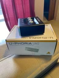 Vendo interface de áudio U-PHORIA UM2
