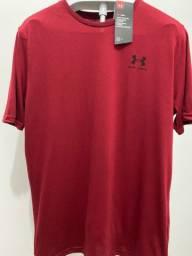 Camiseta Under Armour Red G
