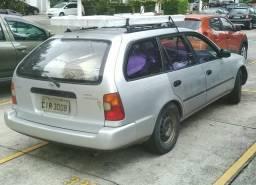 Corolla wagon le 1.6 automática gnv - 1997