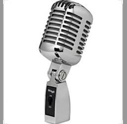 Vendo microfone profissional