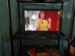 Vendo TV 21 polegadas já vai com recptor