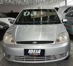Ford fiesta hecth supercharger 1.0 completo- ar condicionado - 2003