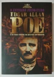 Usado, Livro O Enterro Prematuro de Edgar Allan Poe comprar usado  Canoas