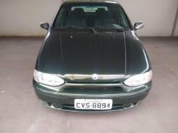 Palio 00 ELX Verde 4 pts. Direção hidráulica - 2000