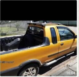 Strada pick-up 15,500 (43)9- * - 2002