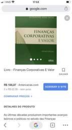 Livro FINANCAS CORPORATIVAS E VALOR