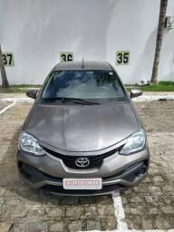 Toyota Etios HB X 1.3 2017 - 2017