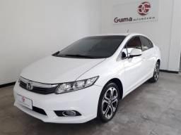 Honda civic 2014 1.8 lxs 16v flex 4p manual - 2014