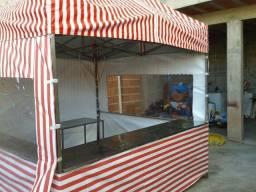 Barraca tipo tenda 2,5×2,5, usado comprar usado  Jundiaí
