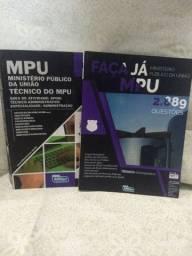 Livro Concurso MPU
