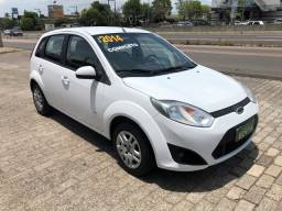 Ford Fiesta Se Hatch 1.0 8v flex Ano:2014 Top Completo Impecavel