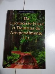"""Livro: """"Da circuncisão física à doutrina do arrependimento"""""""