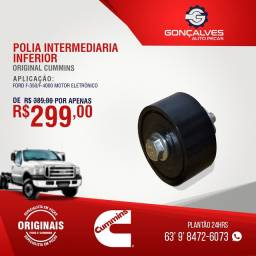 POLIA INTERMEDIÁRIA INFERIOR ORIGINAL CUMMINS