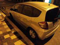 Honda Fit 14/14 Bco de Couro