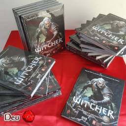 Livro The Witcher RPG