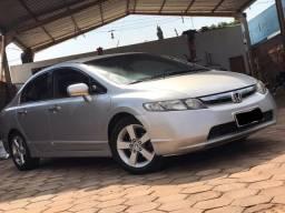 Honda Civic lxs 1.8 top de linha