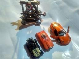 Coleção Miniaturas