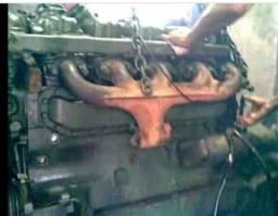 Motor 1519 , câmbio e bomba em perfeito funcionamento Sp