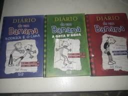 Diário de um Banana - 3 livros