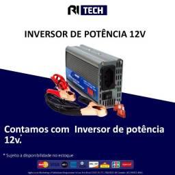 Inversor Power Inverter 3000w 12V para 220V