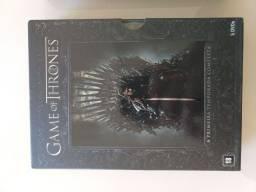 DVD's box Game of thrones (original)