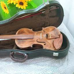 Violino  artesanais