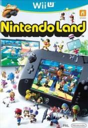 Título do anúncio: Nintendo Land Wii U