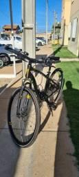 Bicicleta Caloi Easy Rider- todos componentes Shimano Altus. Quadro 17