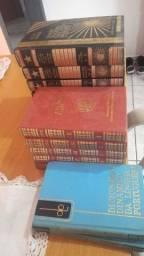 Título do anúncio: Estou vendendo essa linda coleção de livros antigos toop toop