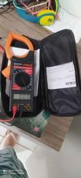Título do anúncio: Alicate amperímetro Fox lux R$ 50,00