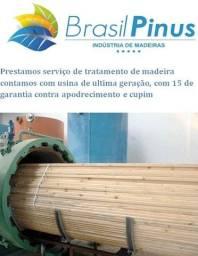 Título do anúncio: Tratamento de madeiras