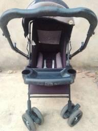 Título do anúncio: Carrinho de Bebê Tutti baby
