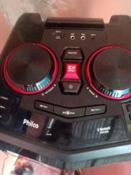 Caixa  Philco pcx 65000 acústica