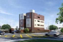 Apartamento terreo com área privativa - 2 quartos Nova Mangabeira e área de lazer
