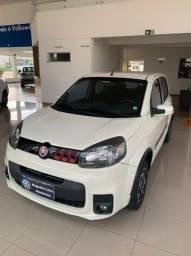 Título do anúncio: Fiat Uno sporting aut. 2015
