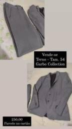 Terno Cinza Garbo Collection