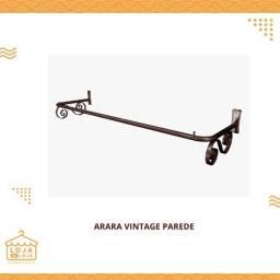 Arara Vintage Parede