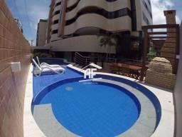 Apartamento novo com 3 suítes - Edifício Armani - Ponta Verde