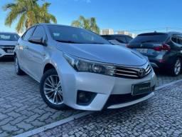 Título do anúncio: Toyota Corolla 2.0 Xei 2015 Blindado
